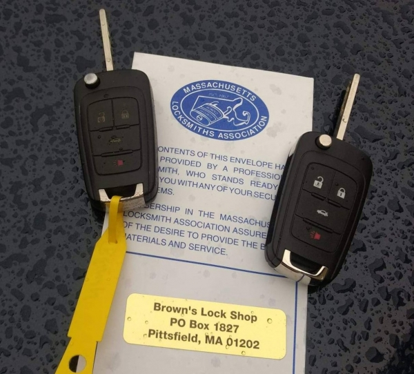 Automotive Keys & Fobs